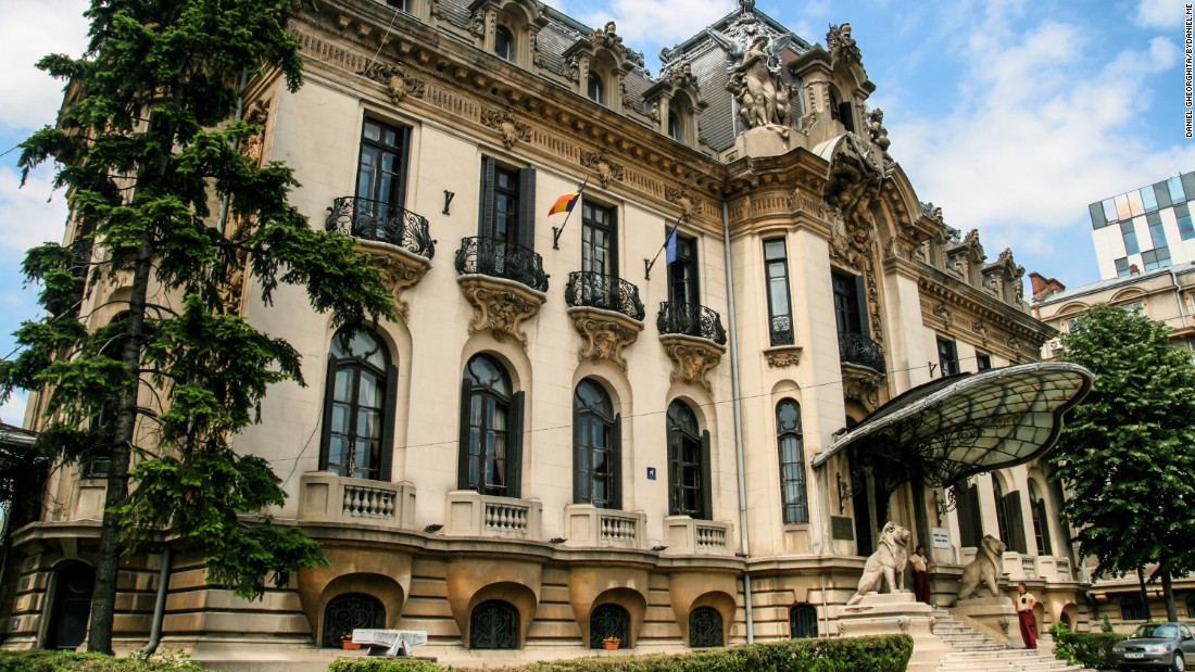 <strong>Bucharest George Enescu Museum: </strong>Bucharest is home to some impressive architecture. The museum dedicated to composer George Enescu is housed in the Cantacuzino Palace.