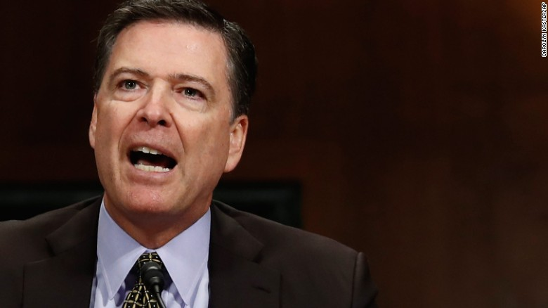 BIG STORY TODAY: FBI Director says he has no regrets about Clinton email probe