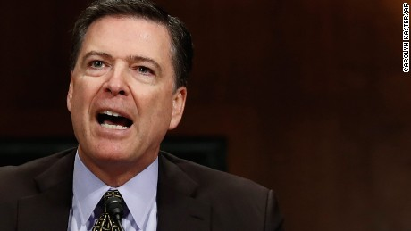 James Comey explains why he alerted Congress right before the election on Clinton's emails