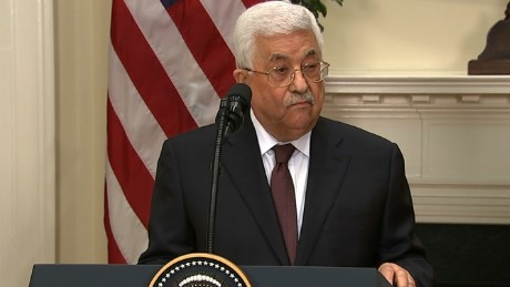 Abbas: With Trump's wisdom, peace is possible