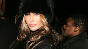 First on CNN: Melania Trump no longer wears fur