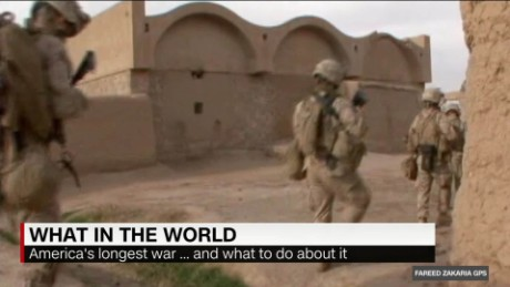 What in the World: Afghanistan, US's longest war