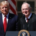 02 Justice Anthony Kennedy T1 with Trump 2