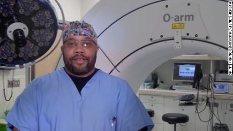Darth Vader is alive, well and working as a hospital tech in Tennessee