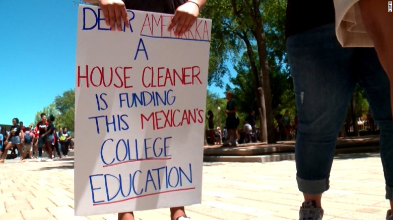 Protests after frat throws Mexican-themed party