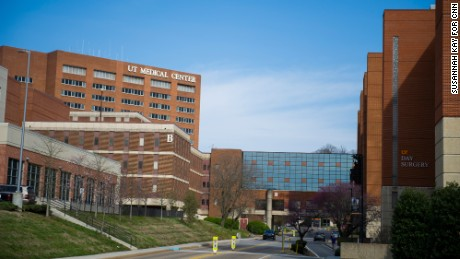 The University of Tennessee Medical Center sits amid the heart of America's opioid epidemic.