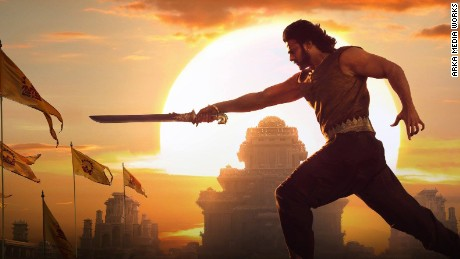 """Baahubali 2"" has broken box office records in India."