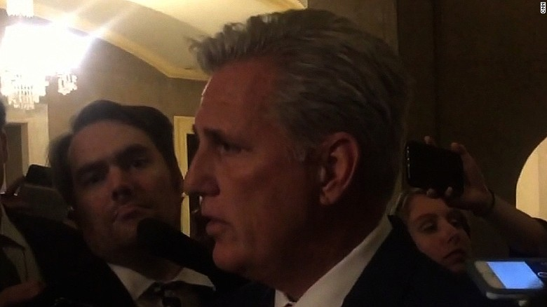 McCarthy: We have enough health care votes