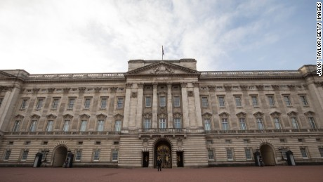 A general view of Buckingham Palace on November 19, 2016 in London, England. The British Treasury has announced that Buckingham Palace is to undergo a ten-year refurbishment costing the taxpayer £369 million.