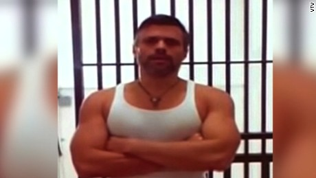 leopoldo lopez proof of life