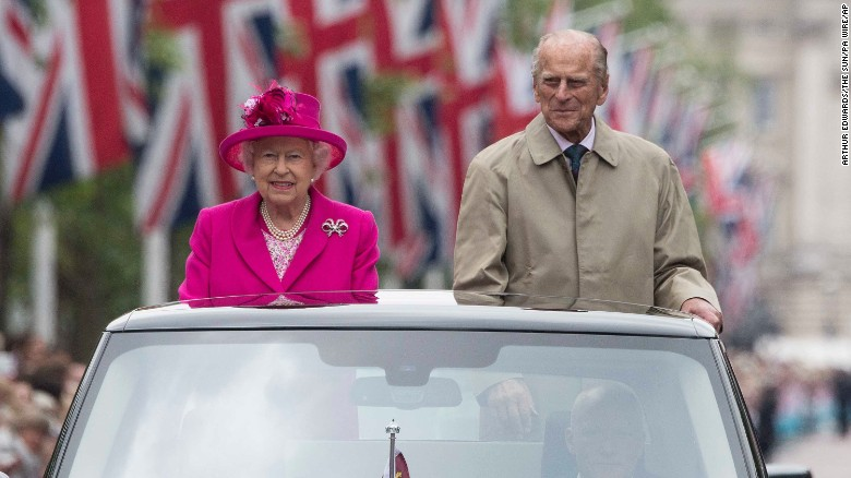 Queen Elizabeth II and the Duke of Edinburgh, who will no longer carry out public engagements from the autumn of this year, Buckingham Palace has announced.