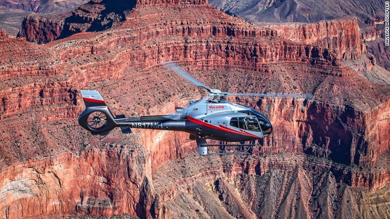 Great North American Helicopter Tours