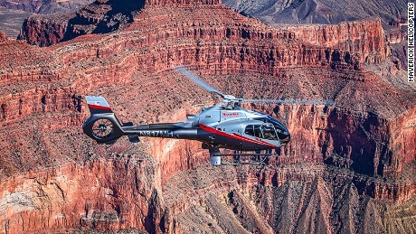 Maverick Helicopters: Helicopter tours, North America
