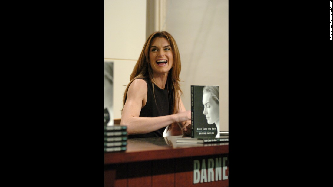 "In 2005, actress Brooke Shields brought attention to postpartum depression when Tom Cruise criticized her use of antidepressants. A year later, she wrote a book, ""Down Came the Rain: My Journey Through Postpartum Depression,"" in which she candidly shares her feelings of depression and suicidal thoughts."