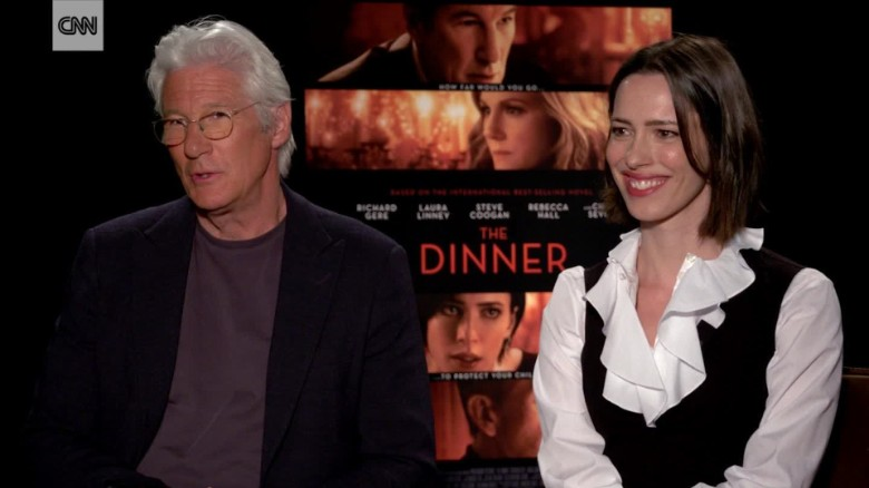 Richard Gere I don't want to be a politician_00000000
