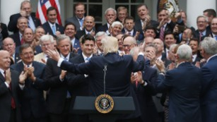 Health care's arc of history: GOP's remarkable move to the right