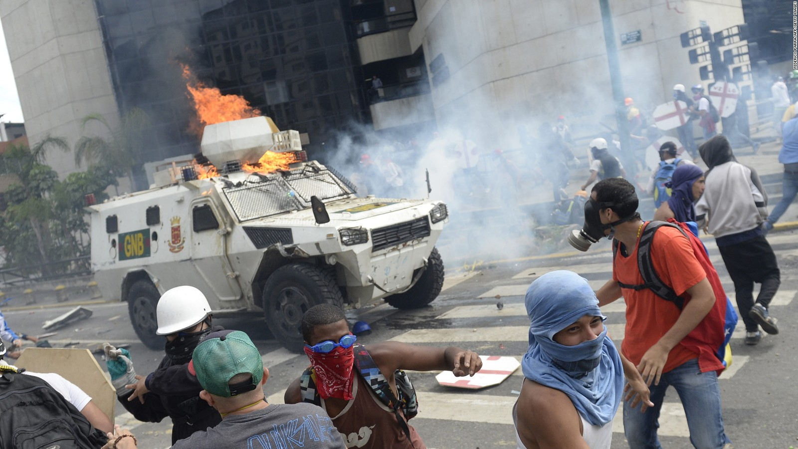 Venezuela Rebellion Could Send Oil To $80 thumbnail