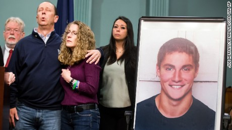Family of Penn State victim wants justice