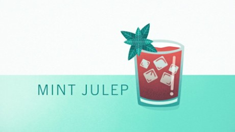 Mint julep: A history of the Derby's drink