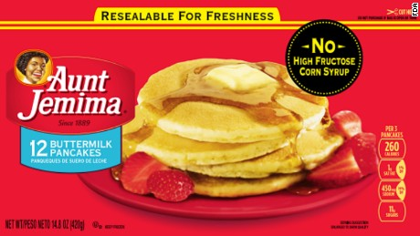 Pinnacle Foods is recalling Aunt Jemima frozen pancakes.