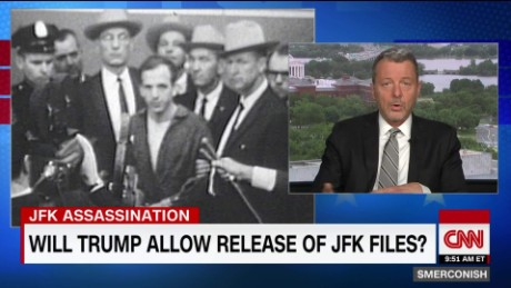 Will Trump let JFK files become public? _00015604