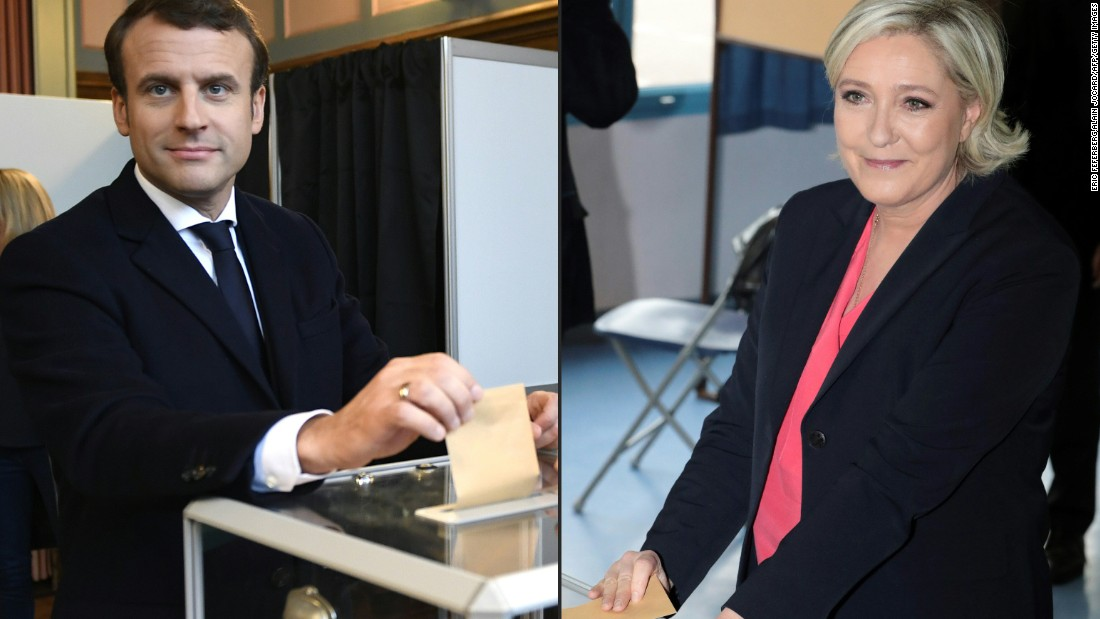 French elections: Will it be Emmanuel Macron or Marine Le Pen ...