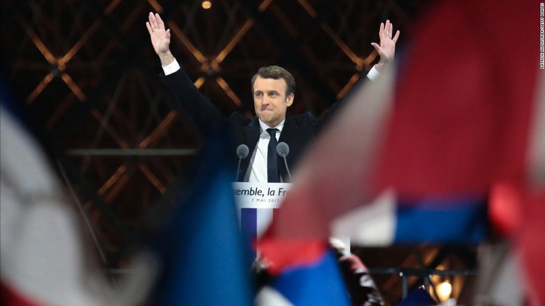 France: Emmanuel Macron eyes legislative elections after landslide win