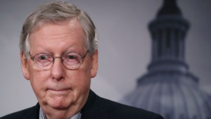 Mitch McConnell should have seen this coming