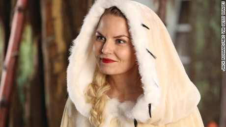 "Jennifer Morrison in ABC's ""Once Upon a Time."""