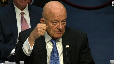 Clapper: Comey firing has hurt FBI morale