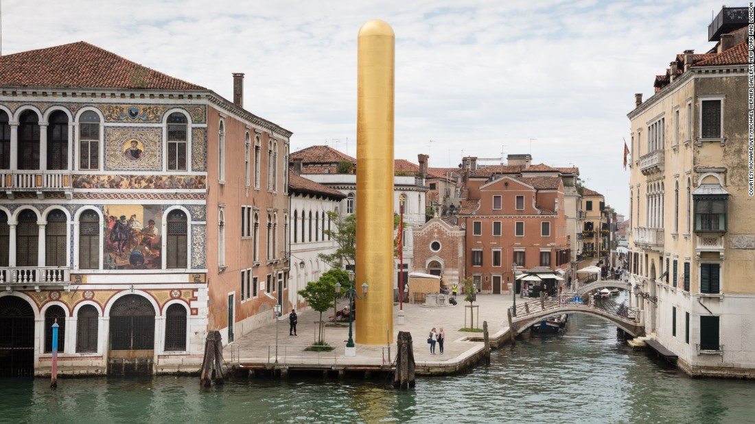 What to see at the 2017 venice biennale cnn for Artisti biennale venezia