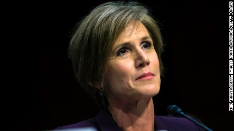 Yates, Cruz spar over Trump's travel ban