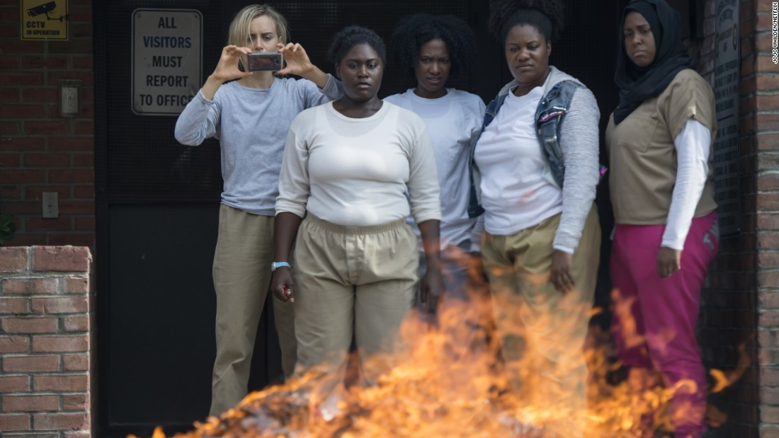 "The women of Litchfield Penitentiary return in Season 5 of the dramedy <strong> ""Orange is the New Black"" </strong>on<strong> Netflix.</strong> But that's not all that's premiering during the month of June:"
