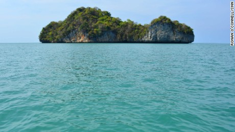 The Langkawi archipelago is remarkably beautiful.