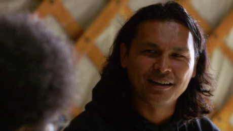 Actor on Native American roles: 'They like us in the 1800s'