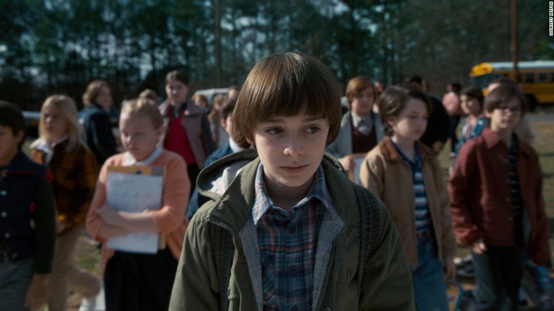 Netflix newcomer 'Stranger Things' was among the nominees for outstanding drama series. The mystery show earned 19 total nominations.
