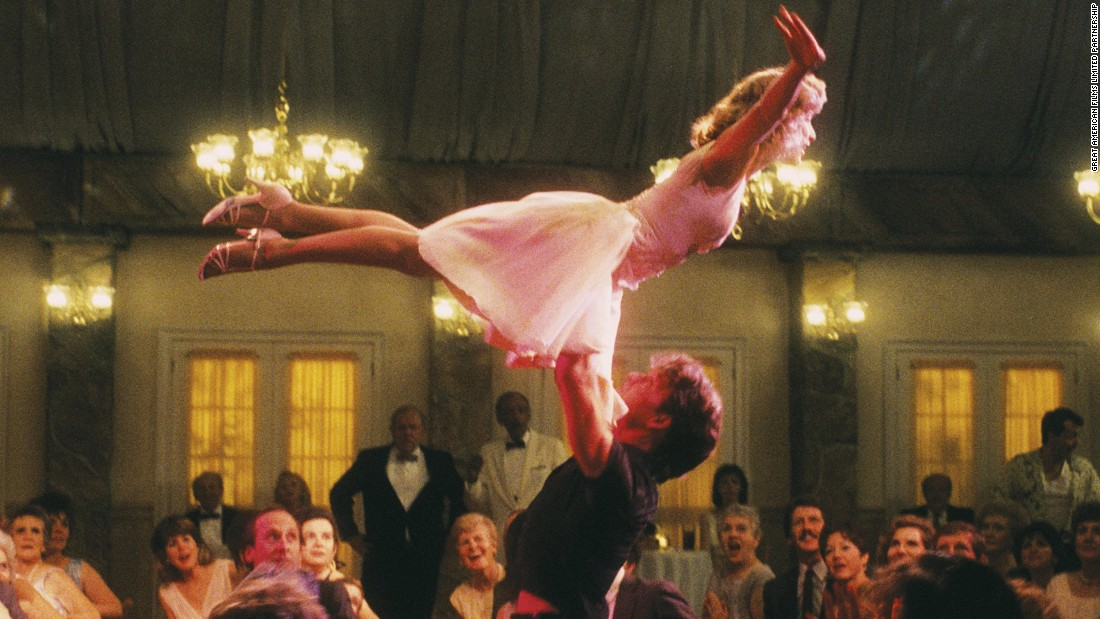 "There are many tender moments in this coming-of-age film, but what is more heart-warming than Johnny (Patrick Swayze) rescuing Baby (Jennifer Grey) from the corner in the 1987 hit ""Dirty Dancing""?"