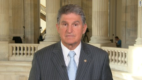 manchin on tsr