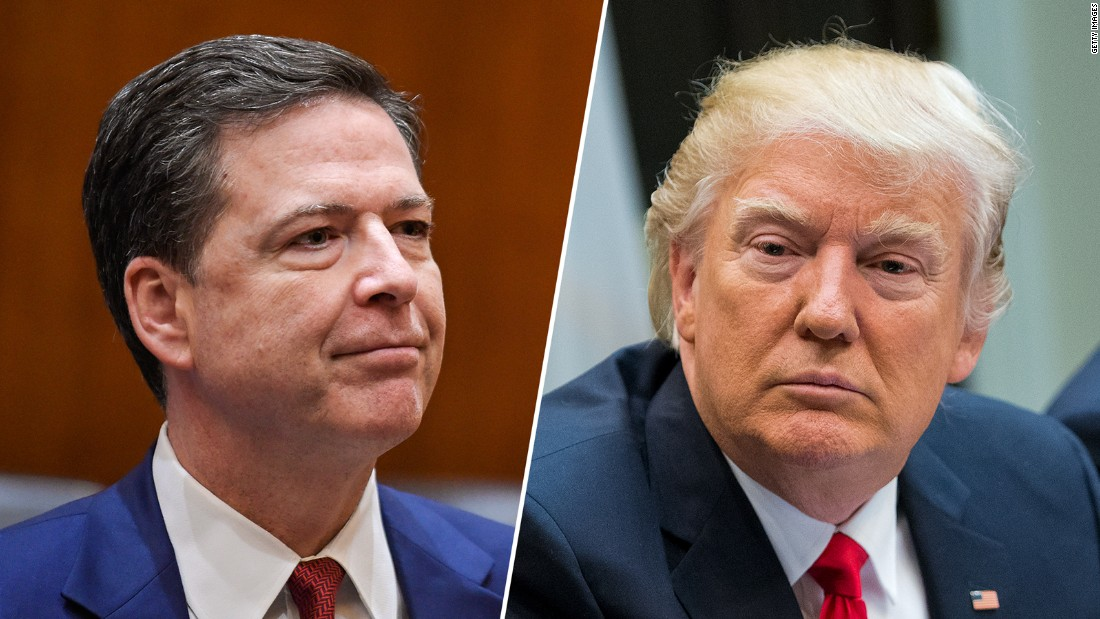Comey memo: Trump asked Comey to end Flynn investigation ...