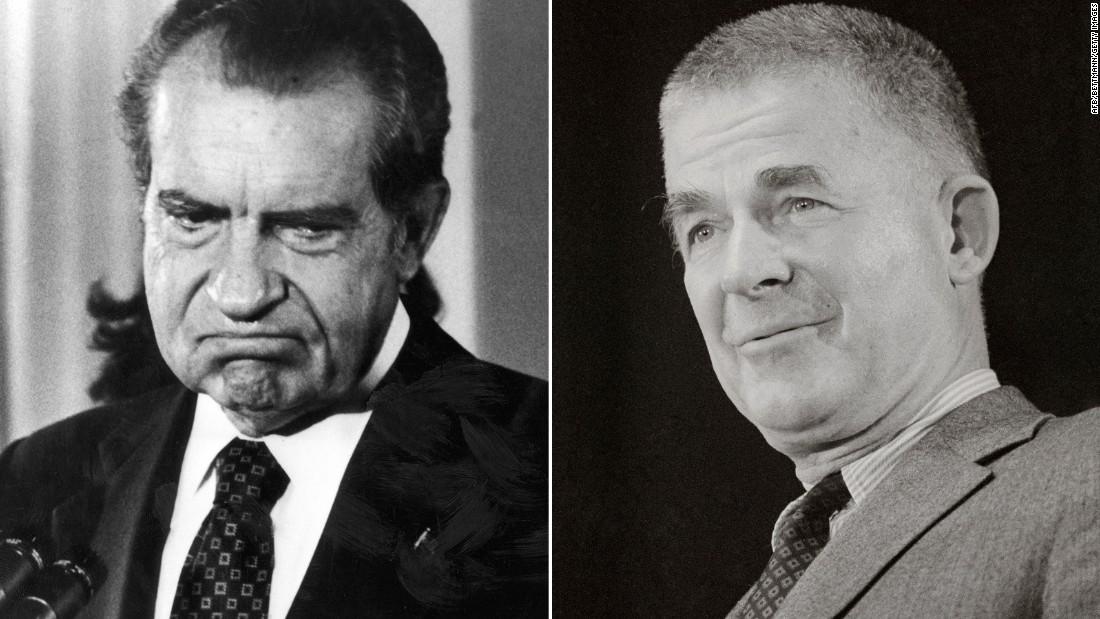 Comey firing draws comparisons to Nixon's 'Saturday Night Massacre' - CNNPolitics