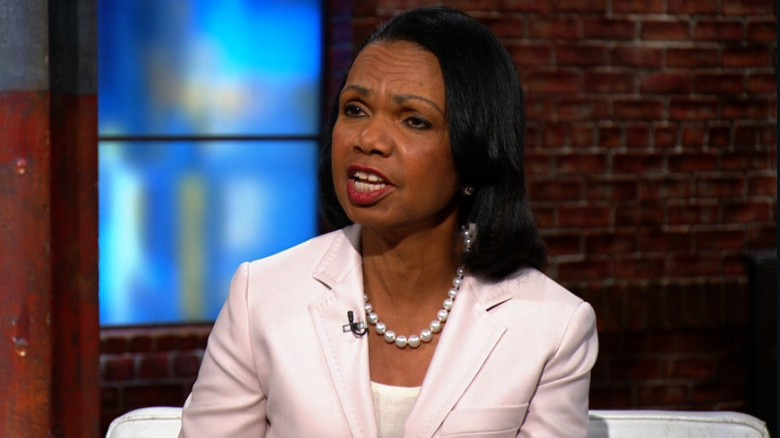 Rice: We have institutions to get through this