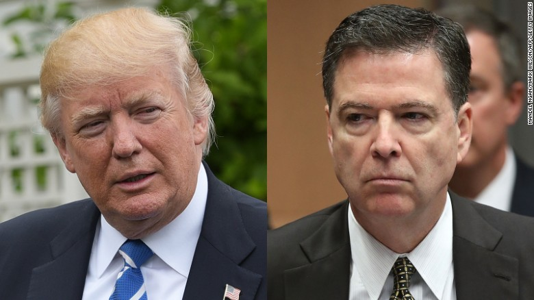 Image result for trump comey