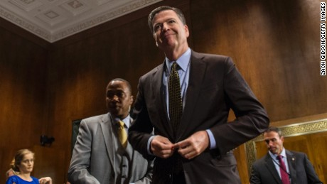 Source: Comey to testify publicly about Trump