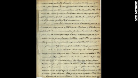 A remarkable collection of previously unknown letters written by Alexander Hamilton is up for sale.