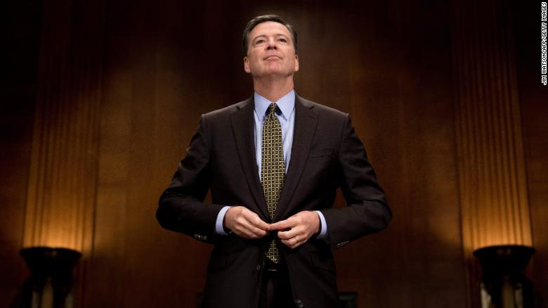 Comey is 'not anxious about any tapes'