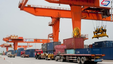 Xi'an's inland port is serviced by a rail link that stretches as far as Western Europe.