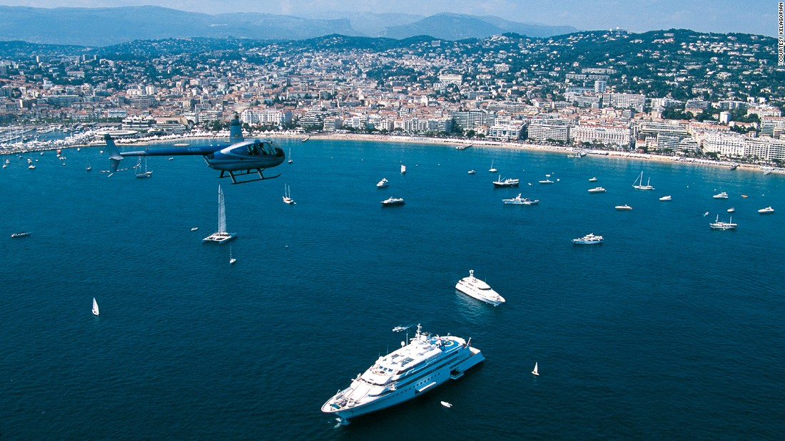 <strong>A city for all travelers: </strong>From a luxury yacht tour to cycling in the Old Town, Cannes caters to all types of travelers on any budget.