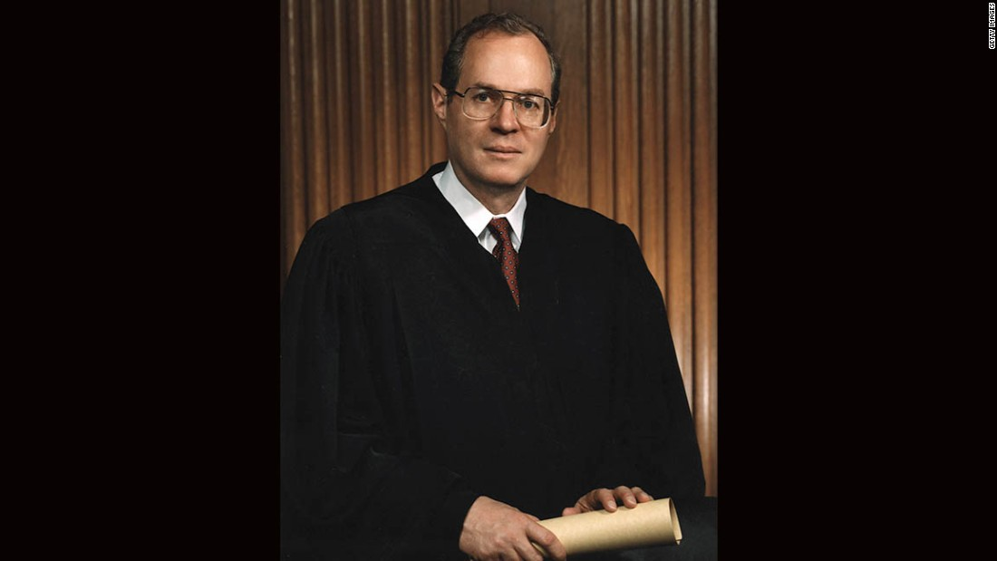 In 1987, Kennedy was nominated by President Reagan to fill the Supreme Court seat vacated by Lewis Powell's retirement. The nomination came after the confirmation failures of nominees Robert Bork and Douglas Ginsburg.
