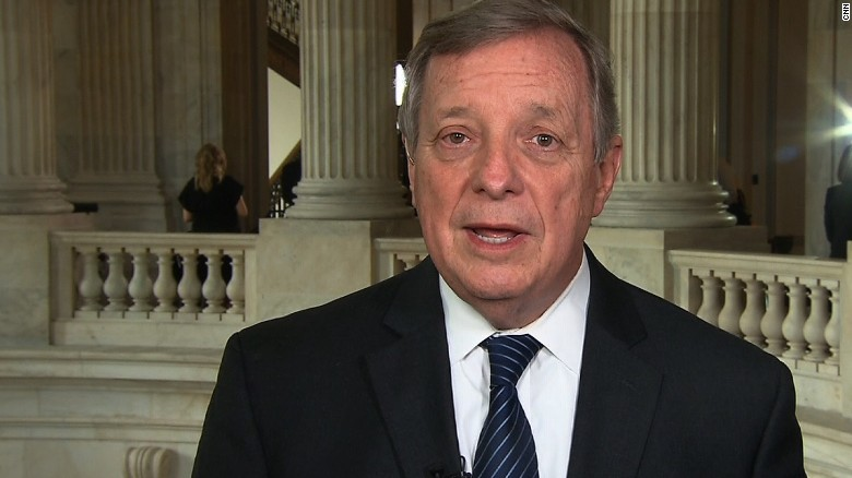 Durbin believes Comey requested more resources