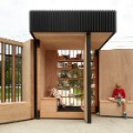 Comercial pop ups and temporary Story Pod